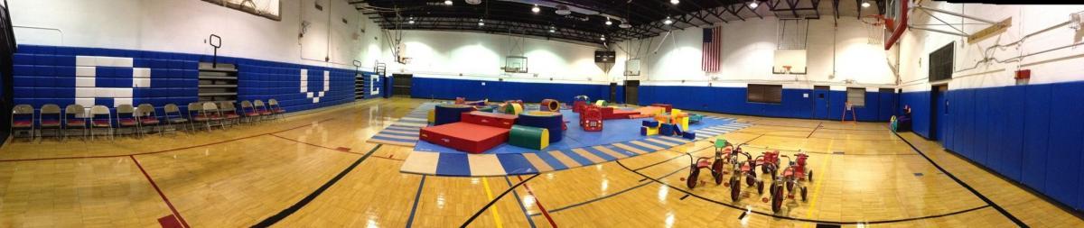Recreation Center Gym