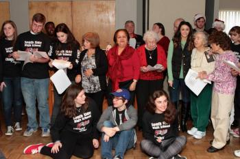 Intergenerational Sing a Long