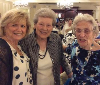 Nora, Irene and Theresa