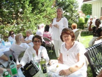 White Garden Party