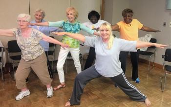 Yoga Class 2017