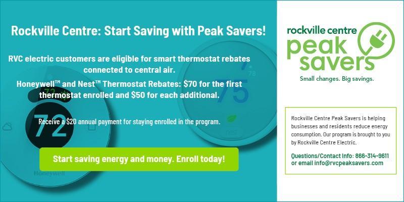 RVC Peak Savers